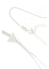 Delta-Chain  - ezüst nyaklánc