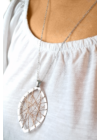 Entropy - ezüst nyaklánc