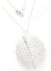 Poppy - ezüst nyaklánc