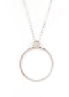 Enormuos Ring - ezüst nyaklánc