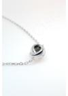 Knot - ezüst nyaklánc