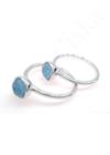 Deep Ocean - ezüstgyűrű