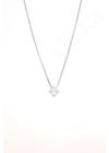 Crystal Spot Small- ezüst nyaklánc