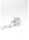Blazing Star Small - ezüst nyaklánc