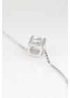 Crystal Spot Big -  ezüst nyaklánc