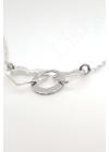Lovers - szív ezüst nyaklánc