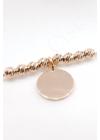 Rosy - rozé arany ezüst nyaklánc