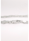 Seléné Silver - fonott ezüst nyaklánc