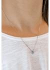 Elise - cirkónia köves nyaklánc