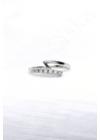Thunder - elegáns ezüstgyűrű