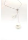 Hanging Pearls I - gyöngy nyaklánc