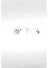 Grain M - apró ezüst fülbevaló