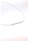 Tube -vonal medálos nyaklánc
