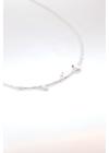 Branch - vonal medálos nyaklánc