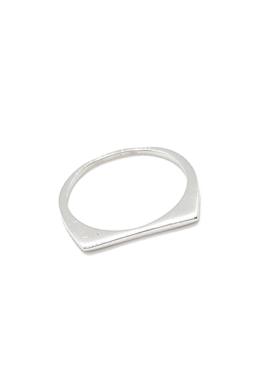 Simple Line - ezüstgyűrű