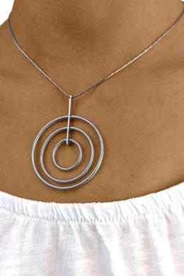 Appulse - ezüst nyaklánc