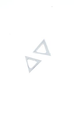 Mini Delta - ezüst fülbevaló