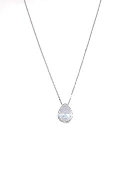 Drop Big - csepp ezüst nyaklánc