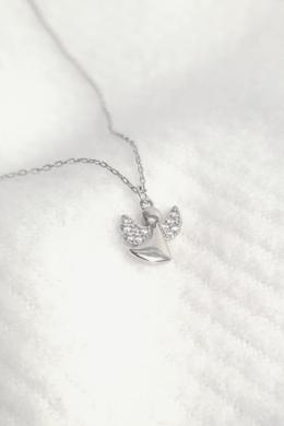 Ange - ezüst angyalka nyaklánc