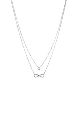Loop - végtelen jel nyaklánc