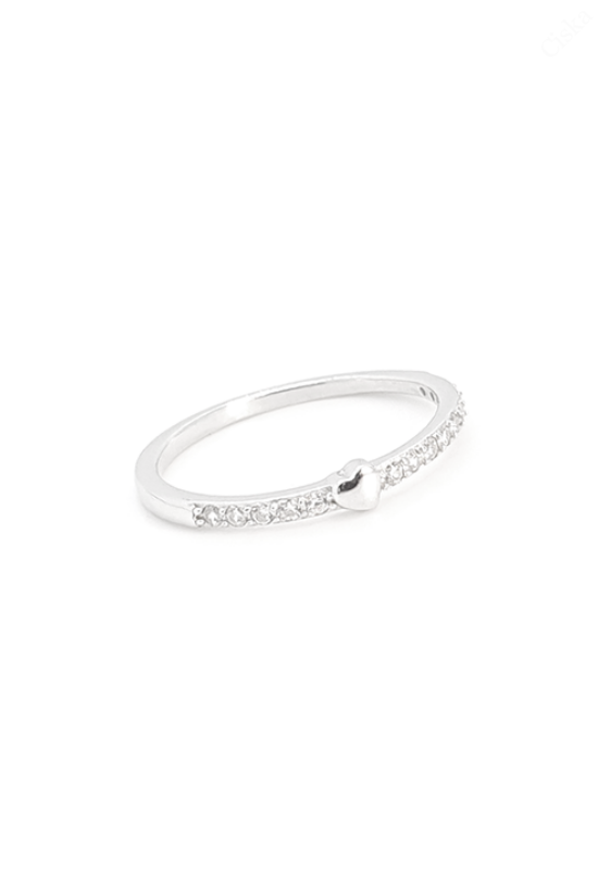 Hearthy - ezüstgyűrű